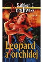 Leopard a orchidej
