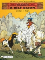 Yakari a bílý bizon