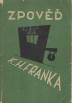 Zpověď K. H. Franka
