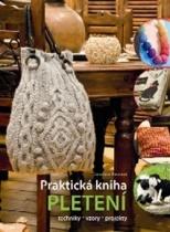 Praktická kniha: pletení