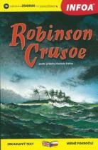 Robinson Crusoe (zrcadlová četba)