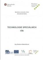 Technologie speciálních vín