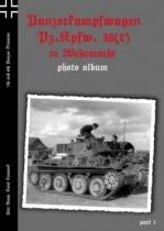 Pz.Kpfw. 38(t) ve Wehrmachtu - Fotoalbum díl 1.