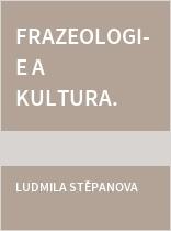 Frazeologie a kultura