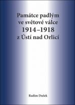 Památce padlým ve světové válce 1914-1918 v Ústí nad Orlicí