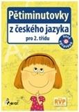 Pětiminutovky z českého jazyka pro 2. třídu