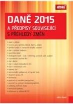 Daně 2015 a předpisy související s přehledy změn