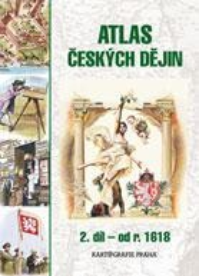 Atlas českých dějin, 2. díl - od r. 1618