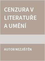 Cenzura v literatuře a umění střední Evropy