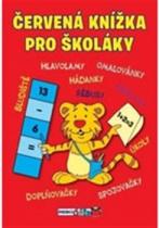 Červená knížka pro školáky
