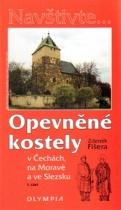 Opevněné kostely v Čechách, na Moravě a ve Slezsku, I. část
