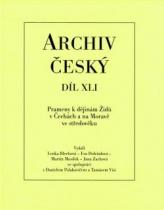 Prameny k dějinám Židů v Čechách a na Moravě ve středověku