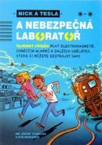 Nick a Tesla a nebezpečná laboratoř