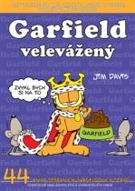Garfield - velevážený