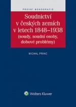 Soudnictví v českých zemích v letech 1848-1938