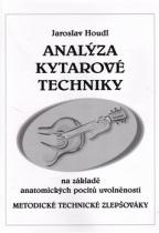 Analýza kytarové techniky