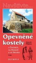 Opevněné kostely v Čechách, na Moravě a ve Slezsku, II. část