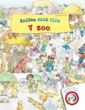 Knížka samá díra - V zoo