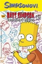 Bart Simpson 2015/8: Kreslířský génius