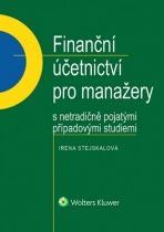 Finanční účetnictví pro manažery s netradičně pojatými případovými studiemi