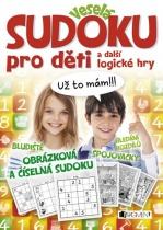 Veselá sudoku pro děti a další logické hry