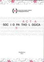 Acta sociopathologica II
