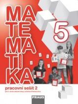 Matematika se Čtyřlístkem 5/2 pro ZŠ - pracovní sešit