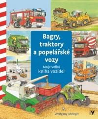 Bagry, traktory a popelářské vozy