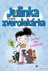 Julinka - malá zverolekárka 1