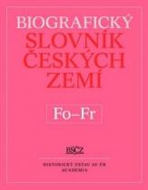 Biografický slovník českých zemí - Fo-Fr, 18. díl