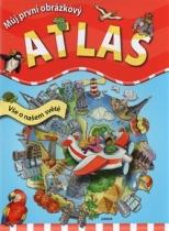 Můj první obrázkový atlas
