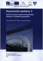 Dynamické systémy 3: Úvod do teorie deterministického chaosu a fraktální geometrie