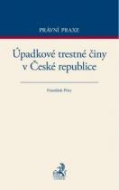 Úpadkové trestné činy v České republice