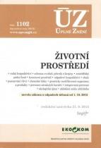 ÚZ č. 1102 - Životní prostředí