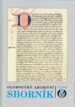 Olomoucký archivní sborník 13, 2015