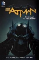 Batman: Rok nula