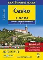 Česko - autoatlas 1 : 200 000
