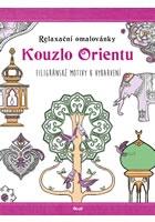 Relaxační omalovánky: Kouzlo Orientu