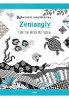 Relaxační omalovánky: Zentangly