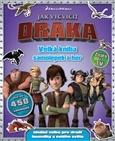Jak vycvičit draka - Velká kniha zábavných samolepek a her