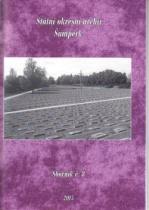 Sborník Státního okresního archivu Šumperk č. 8