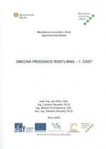 Obecná produkce rostlinná - 1. část
