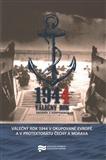 Válečný rok 1944 v okupované Evropě a v Protektorátu Čechy a Morava