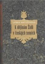 K dějinám Židů v českých zemích