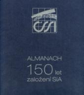 Almanach 150 let založení SIA