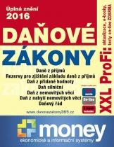 Daňové zákony 2016 XXL ProFi
