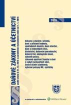 Daňové zákony a účetnictví podle stavu k 31. 12. 2015 s paralelním vyznačením změn od 1. 1. 2016