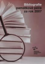 Bibliografie památkové péče za rok 2007