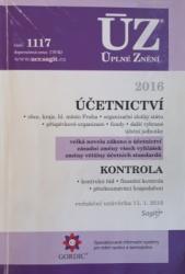 ÚZ č. 1117 Účetnictví obcí, krajů