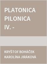 Platonica Pilonica IV. - Dobro